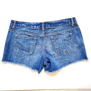 Aeropostale jean shorts size 9/10